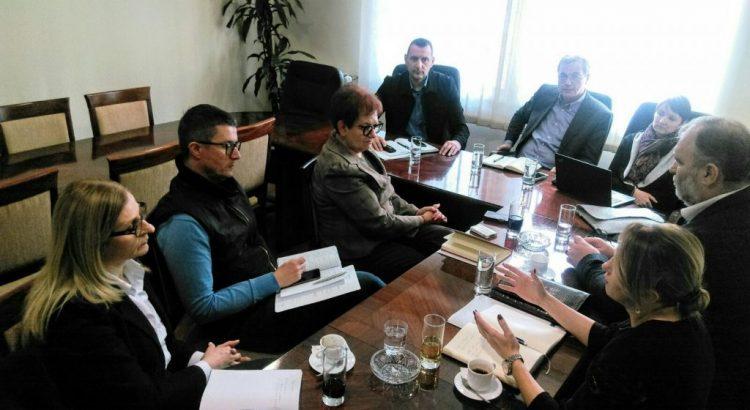 Visit of representatives of IAWD in Banja Luka