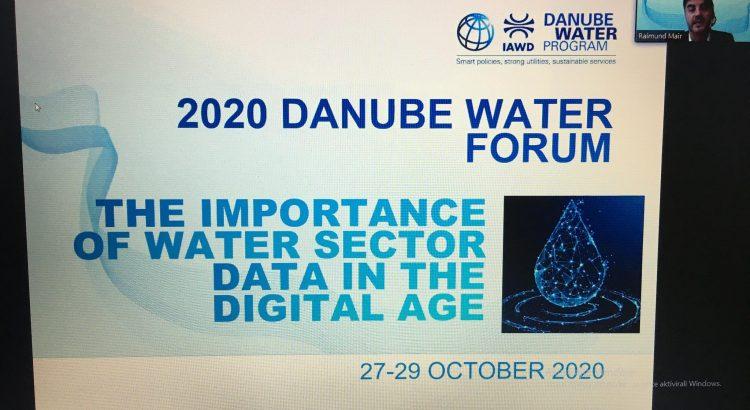 Počeo prvi online Dunavski vodni forum