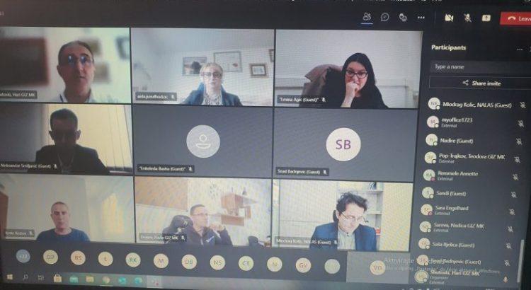 Одржан онлине састанак у оквиру РЦДН пројекта